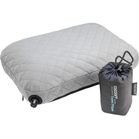 Cocoon Air Core Pillow, charcoal/smoke grey